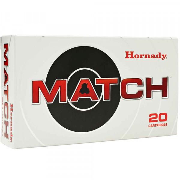 HORNADY MATCH 308WIN - 168 GRS. - HPBT - 20 STÜCK