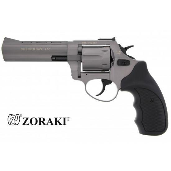 ZORAKI R1 -TITAN - 4,5 ZOLL - 9MM SRS-REVOLVER