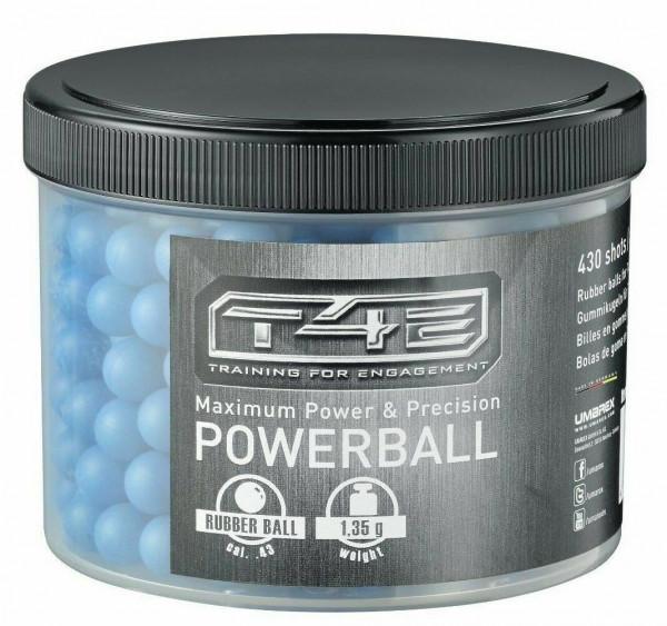 T4E POWERBALLS .43 / 1,35G - 430 STÜCK