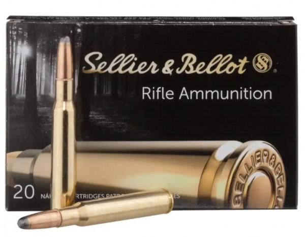 SELLIER & BELLOT - 30-06SPR. - 180 GRS. - TM/SP - 20 SCHUSS