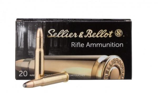 SELLIER & BELLOT .30-30 WIN. 150GRS. - SP - 20 PATRONEN