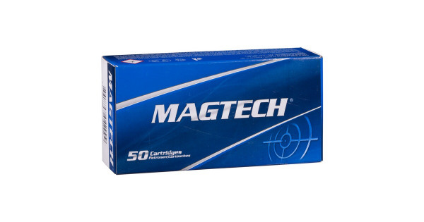 MAGTECH - .38SP - FMJ 10,25G/ 158GRS - 50 SCHUSS