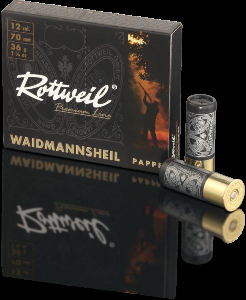ROTTWEIL WAIDMANNSHEIL - 12/70 - 3,5 MM - 10 STÜCK