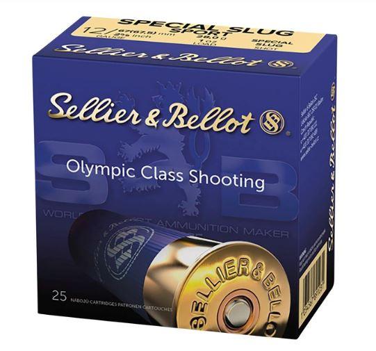 SELLIER & BELLOT SPECIAL SLUG SPORT - 12/67,5 - 28 G. - 25 STÜCK