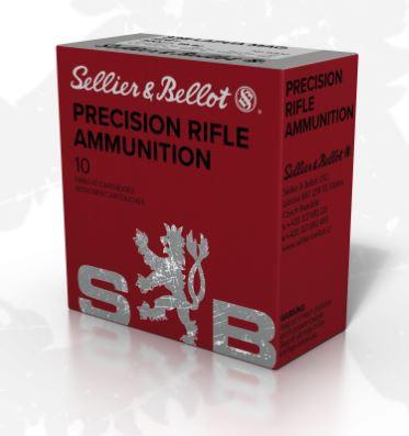 SELLIER & BELLOT SMK HPBT - 300GRS. IM KALIBER .338LAPUA MAG.