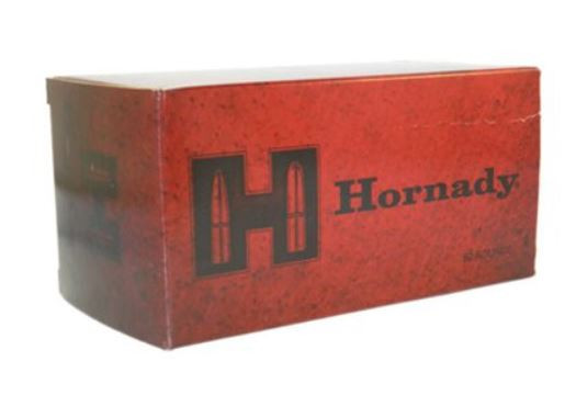HORNADY MATCH BTHP - .308WIN - 168GRS. - 50 PATRONEN